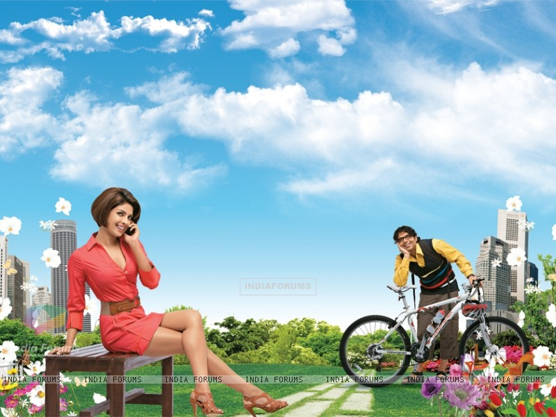 Still image of Priyanka and Uday (40406) size:800x600