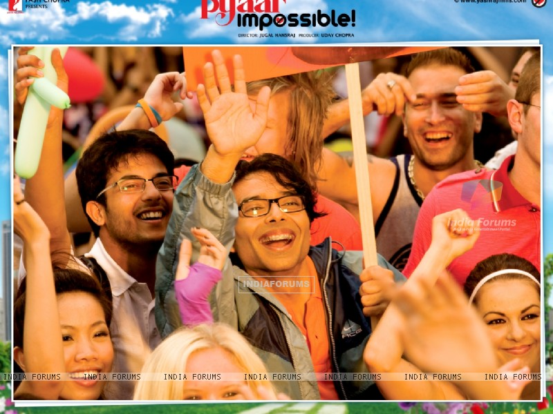 Pyaar Impossible movie wallpaper with Uday Chopra (40433) size:800x600