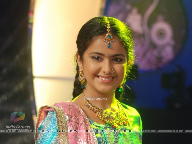 Avika Gor on Chak Dhoom Dhoom finale (91260) size:800x600